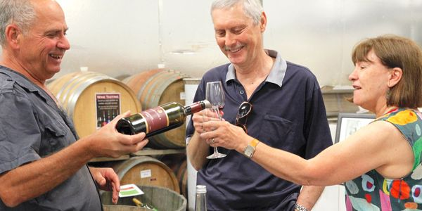 Corniola Wines, winemaker, cellar door, winery, yarra valley, boutique, wine tour, sangiovese