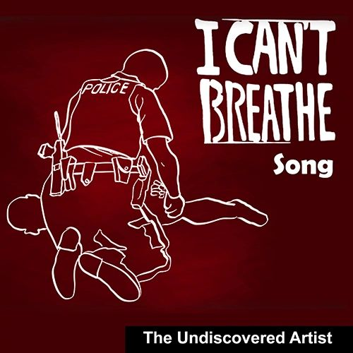 Artwork for I Can't Breathe song by The Undiscovered Artist
