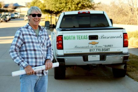 Thomas (Tom) Werling is the president and founder of North Texas Basements, Inc. He has over 40 year