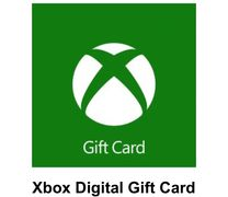 Xbox Digital Gift Cards