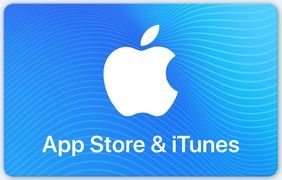 Apple App Store & iTunes Gift Card, Apple ID, Apple Music