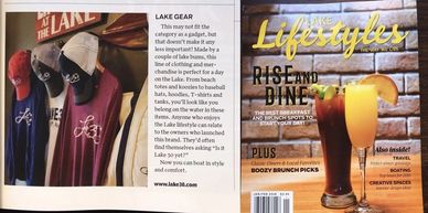 Lake30® featured in Lake Lifestyle Magazine in Lake of the Ozarks!