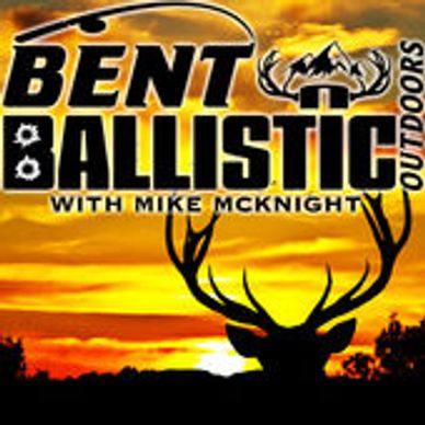 Logo from Bent N Ballistic podcast