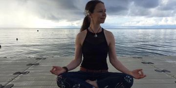 Gisele Morgan restore-with-yoga