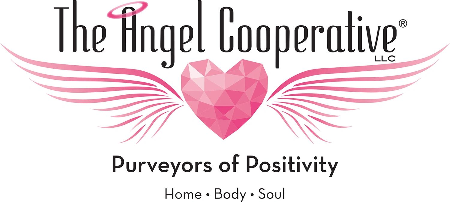 registered trademark the angel coop the angel cooperative purveyors of positivity ridgefield CT