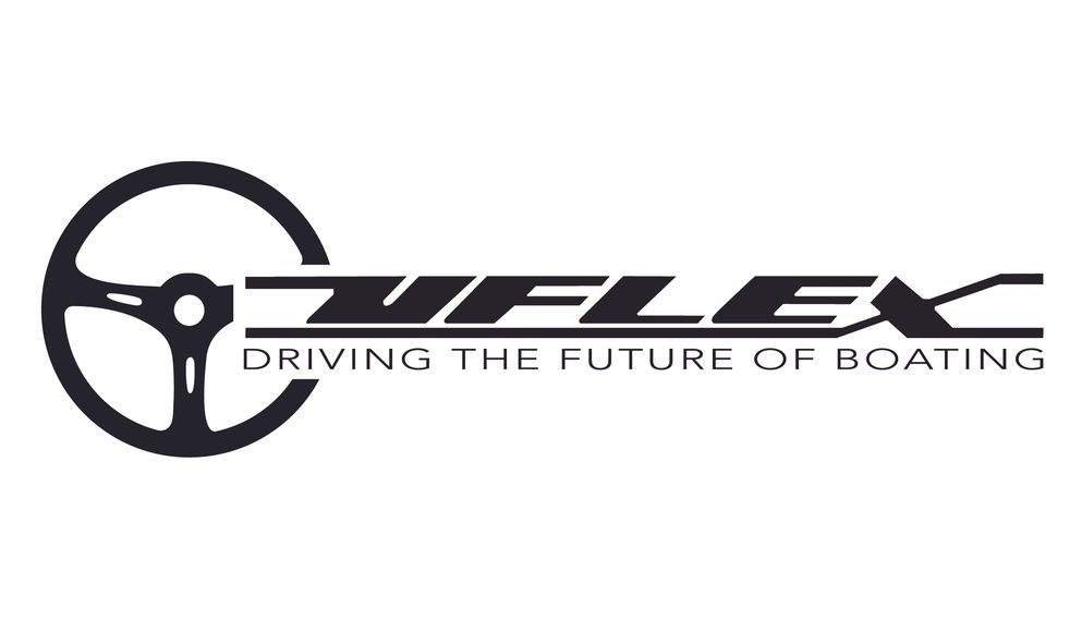 Uflex steering and control system logo