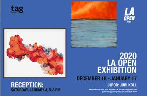 Mimosa and FireSky Selected for TAG Gallery LA Open Exhibition!