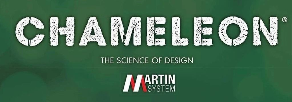 Chameleon and Martin System distributor in the United States. Free Shipping within the United States