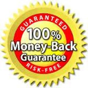 our money back guarantee for carpet cleaning in Edmonton