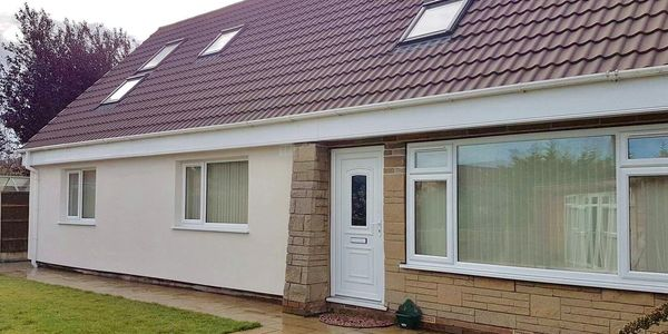 RamEco External Wall Insulation Lincolnshire, Grimsby, Louth, Scunthorpe, NE Lincs