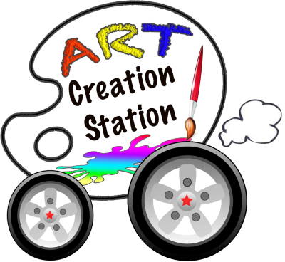 Art Creation Station brings the Art Party to you!