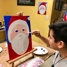 Kids Art Classes in Muskegon and Whitehall MI
