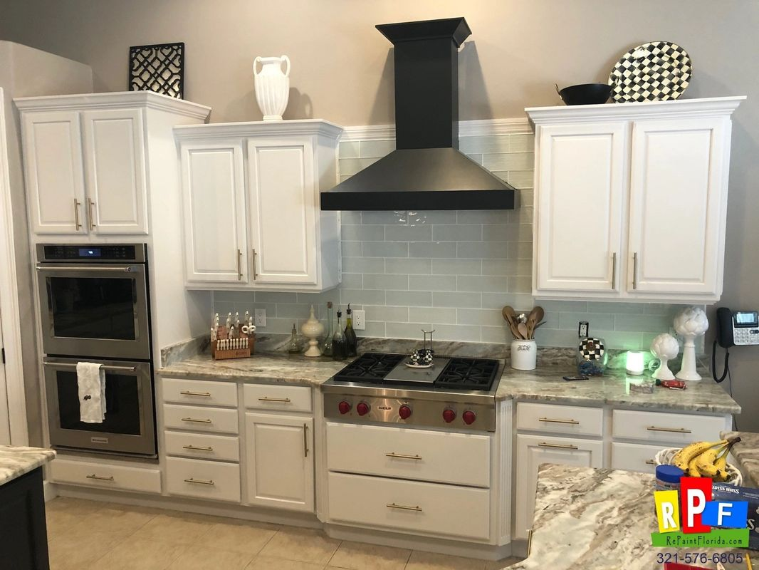 Kitchen Cabinet Painting Orlando Home