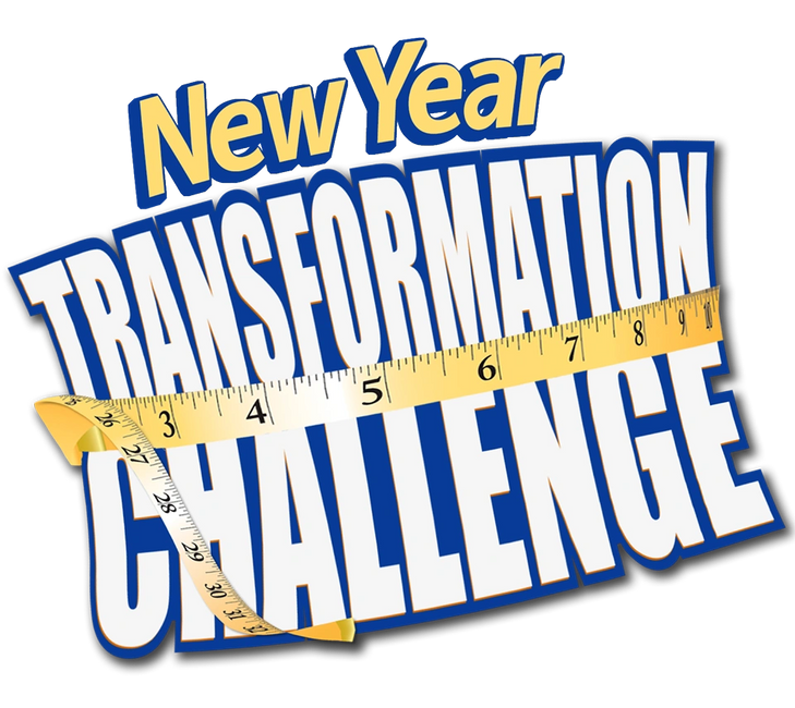 New Years Transformation Weight Loss Transformation