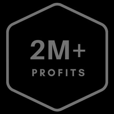 Over Two Million Dollars in Profit
