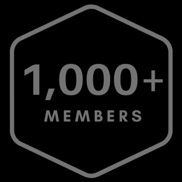 Over One Thousand Members