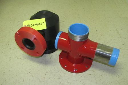 Salco Piping or TNEMEC Products