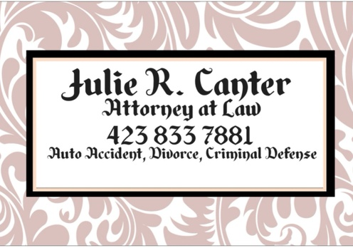 Julie R. Canter Attorney at Law