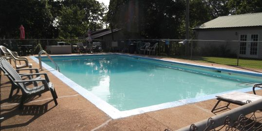 Large Pool Next to Pavilion/Game Room