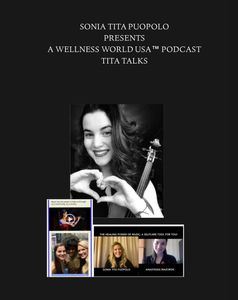 THE HEALING POWER OF MUSIC: A SELFCARE TOOL FOR YOU! TITA TALKS WITH ANASTASIIA MAZUROK
