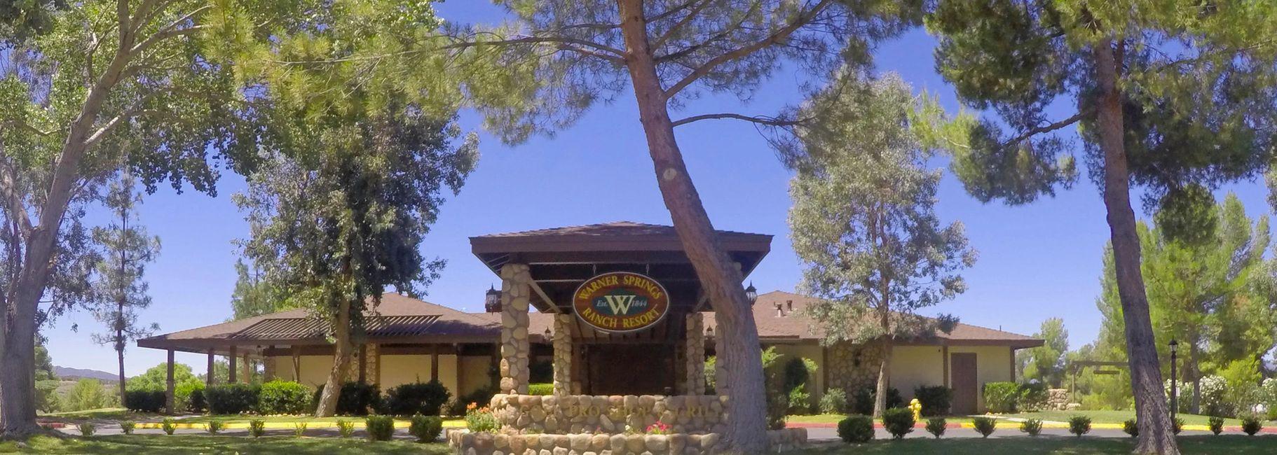 Haciendo Golf Club California Map.Warner Springs Ranch Golf Pacific Hospitality Group