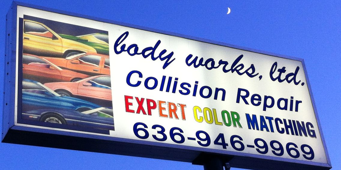 saint charles auto body shop near me auto body collision repair shop body works ltd.