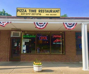 Pizza Time Restaurant, Italian Food