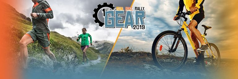 GEAR race event Littleton NH 5k trail run mountain bike festival