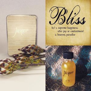 Holistic Massage with The Jasper Oils for positive intention and affirmations for mind, body & soul.