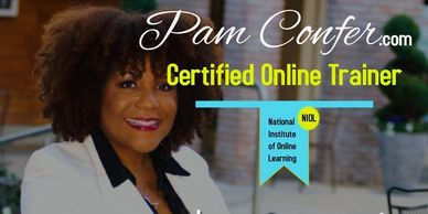 I'm here to help you adjust and succeed with your virtual training and communications! With over 20