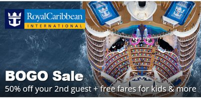 Royal Caribbean Special - Call Today