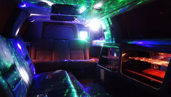 pensacola party bus, limousine service, shuttle service