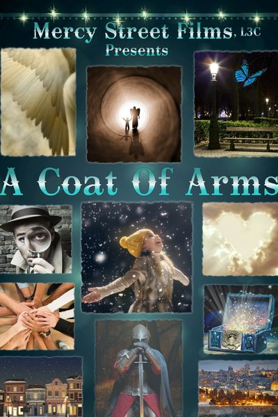 A Coat Of Arms, The Movie!  Stay tuned for Production Updates!  www.CoatOfArmsTheMovie.com