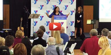 9th Annual Chandler-Gilbert YMCA Morning Of Prayer 2015