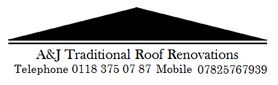 A&J Traditional Roof Renovations