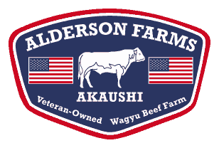 Alderson Farms Akaushi- Veteran owned