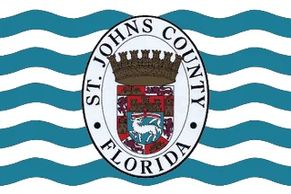 Seal of City of St Johns