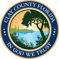 Seal of City of Clay County