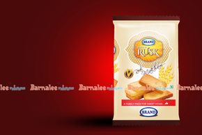 Rusk Pouch Packet Manufacturer, Toast Pouch Packet Manufacturer in Kolkata
