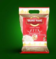 Atta Pouch Packet, Maida Pouch Packet,  Besan Pouch Packet, Rice Packet Manufacturer
