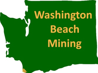 Washington Beach Mining