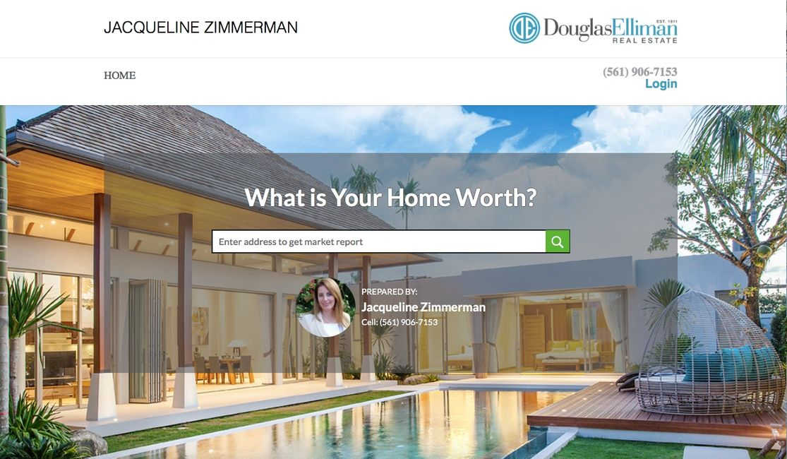 BUYSIDE - Value a home, value your home, real-time results