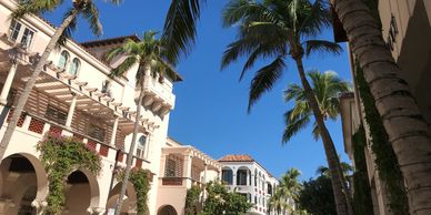 Worth Avenue and the vias, Palm Beach
