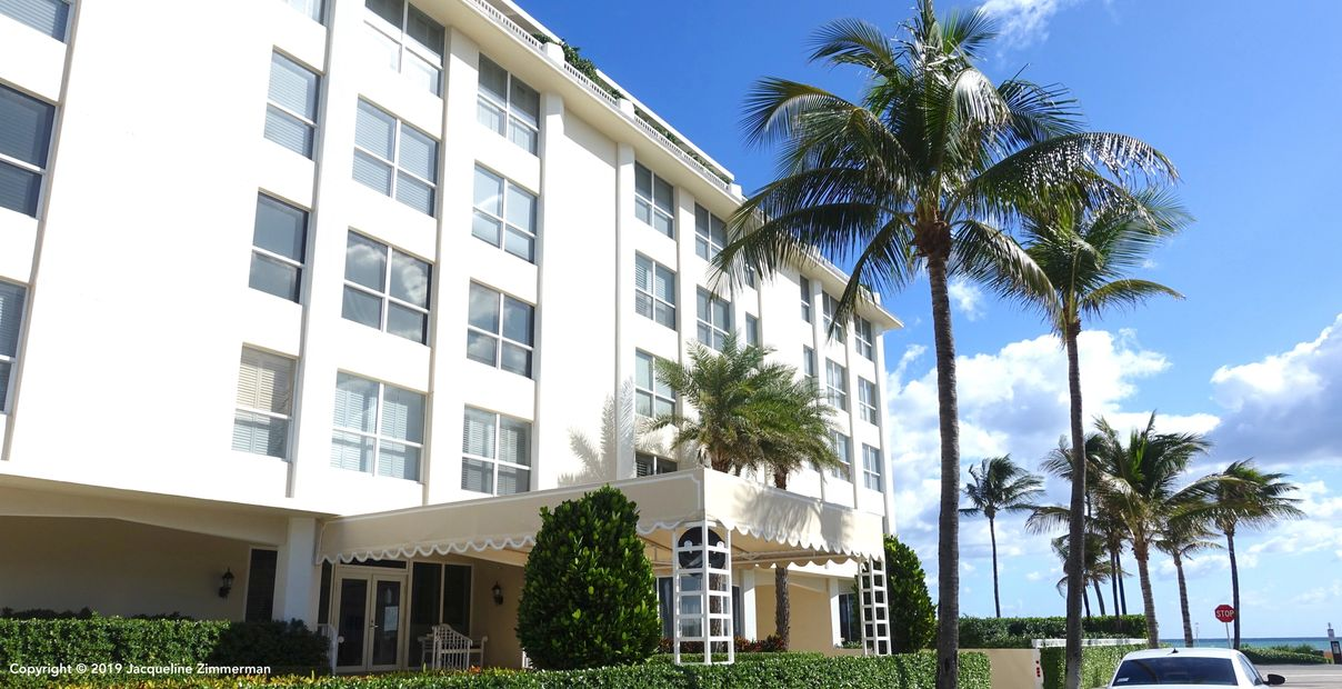 Lowell House, 340 South Ocean Blvd., Palm Beach, view information and mls listings, condos for sale, oceanfront building, center of town, Jacqueline Zimmerman, Realtor (561) 906-7153, Adam Zimmerman, Realtor (561) 906-7152.