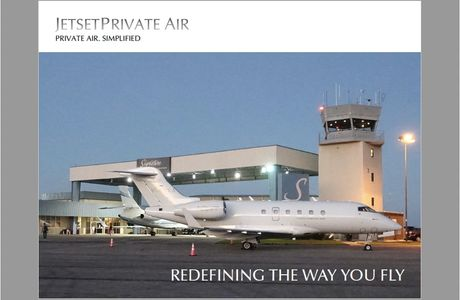 JetsetPrivate Air, redefining the way you fly, charter flights, private jets, charter flights to Pal