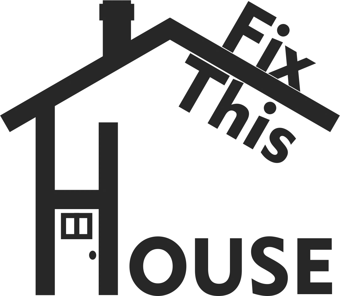 Fix This House logo