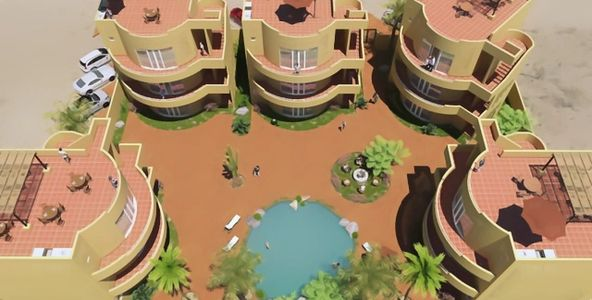 Phase 3 Barefoot Luxury Resorts