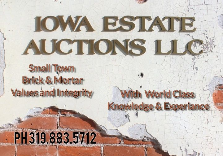 Antique and collectible estate auctions