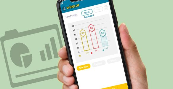 wisecar app, wisecar, service record, Car logbook, insurance evidence, parking receipts