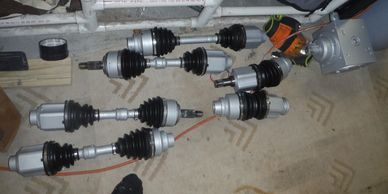 dragonfly drive shafts